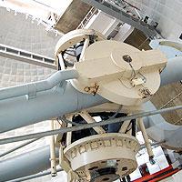 Asia's largest telescope (2.3 metre aperture)